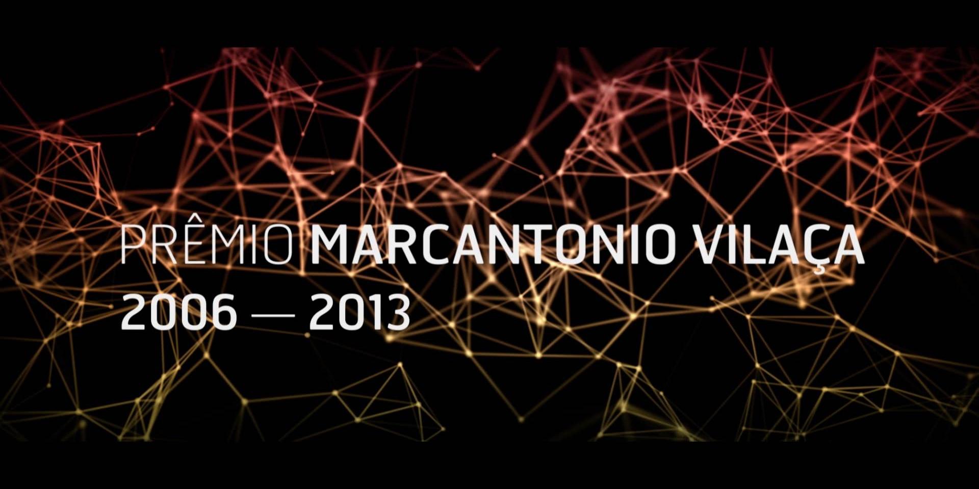 Retrospectiva Prêmio Marcantonio Vilaça