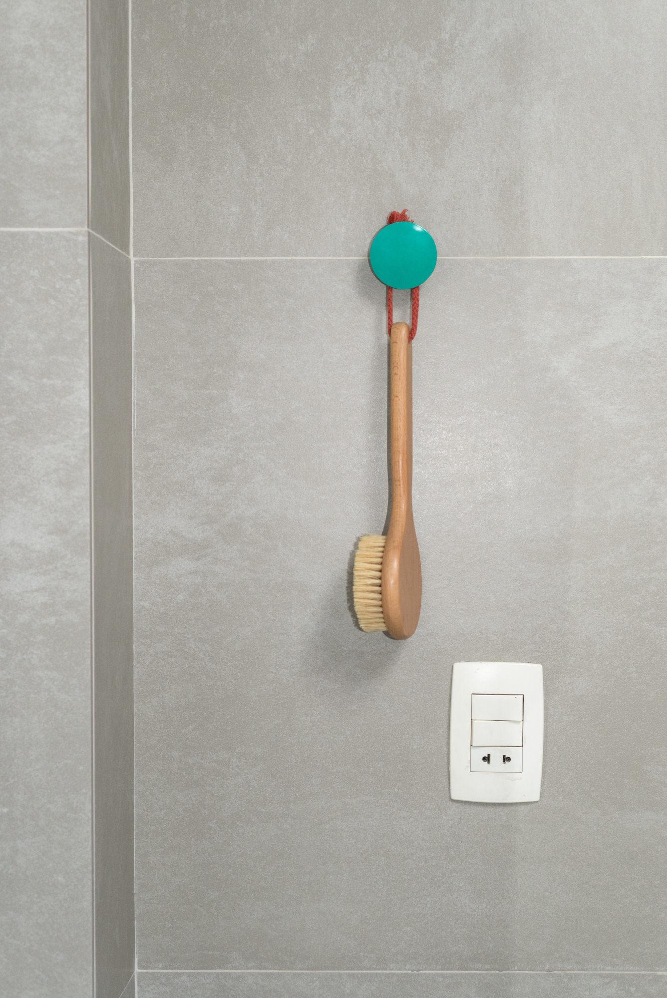 Banheiro da Juju / Foto: Sambacine