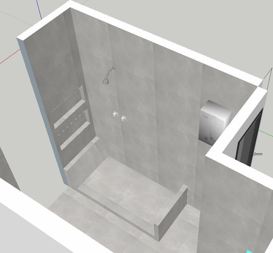 Projeto do Banheiro da Juju / Patricia Freitas